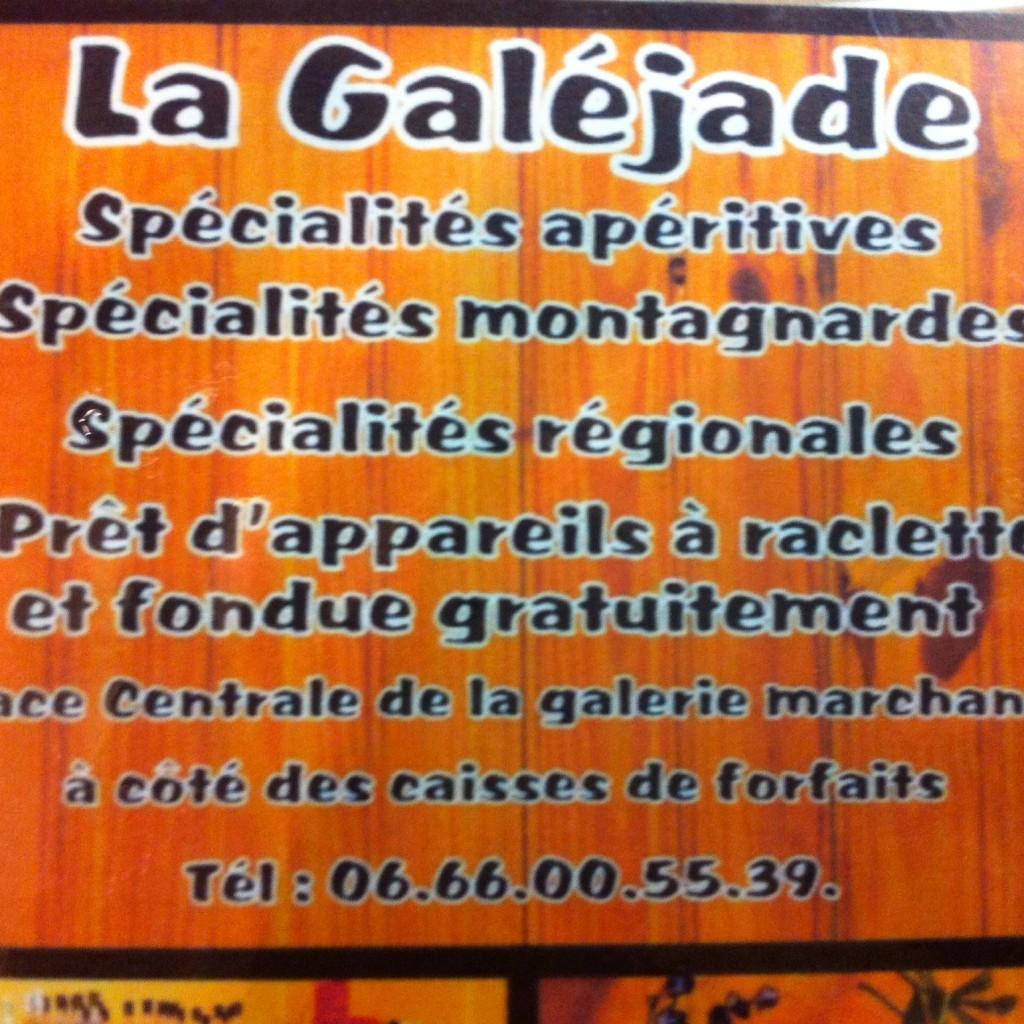 la galejade - Isola2000