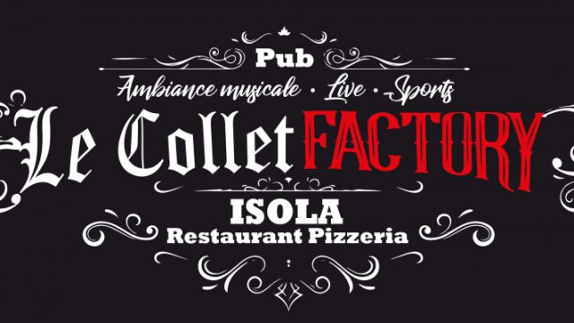 Le Collet Factory isola 2000