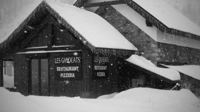Les Gavouats, restaurant sur les pistes - isola 2000