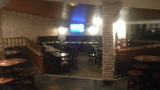 Restaurant nThe Hunter, situé sur isola 2000 - restaurant dans la station