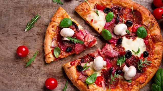 Pizza - Isola 2000