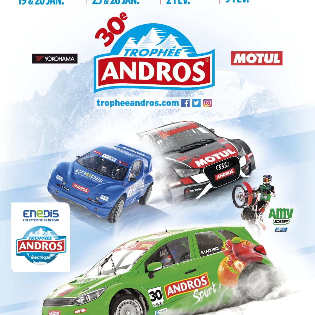 Tour Andros sur toutes la villes d'isola2000
